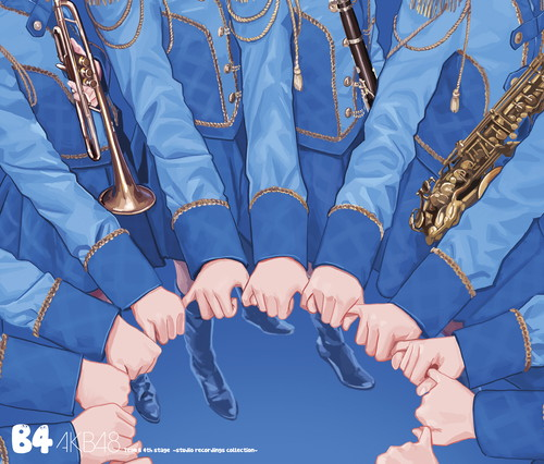 AKB48 Team B 4th stage 「アイドルの夜明け」 ~studio recordings コレクション~