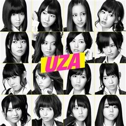 UZA【劇場盤】 AKB48 KING RECOR...