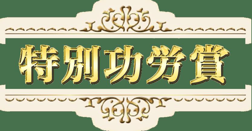 特別功労賞