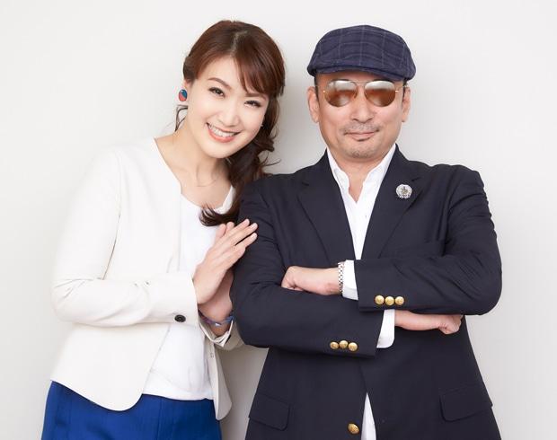 市川由紀乃&横山剣