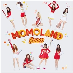 Baam 初回限定盤b Momoland King Records Official Site