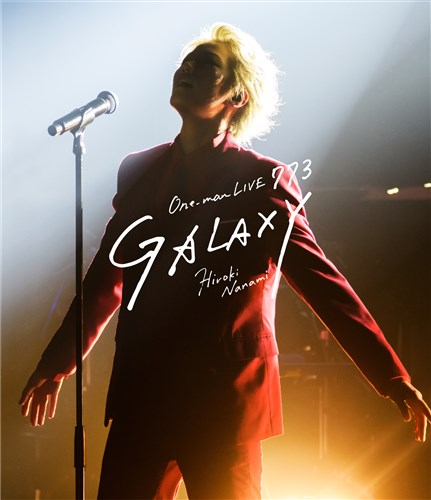"One-man LIVE773""GALAXY"""